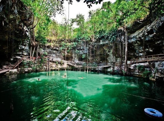 cenote travel yucatan The Worlds Most Amazing Swimming Holes