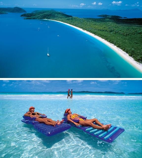 whitehaven beach australia 10 Reasons to Visit Hamilton Island, Australia