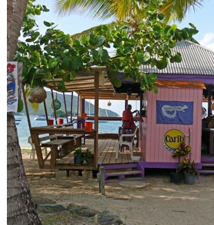 tortola airport bar 5 Cool Airport Bars