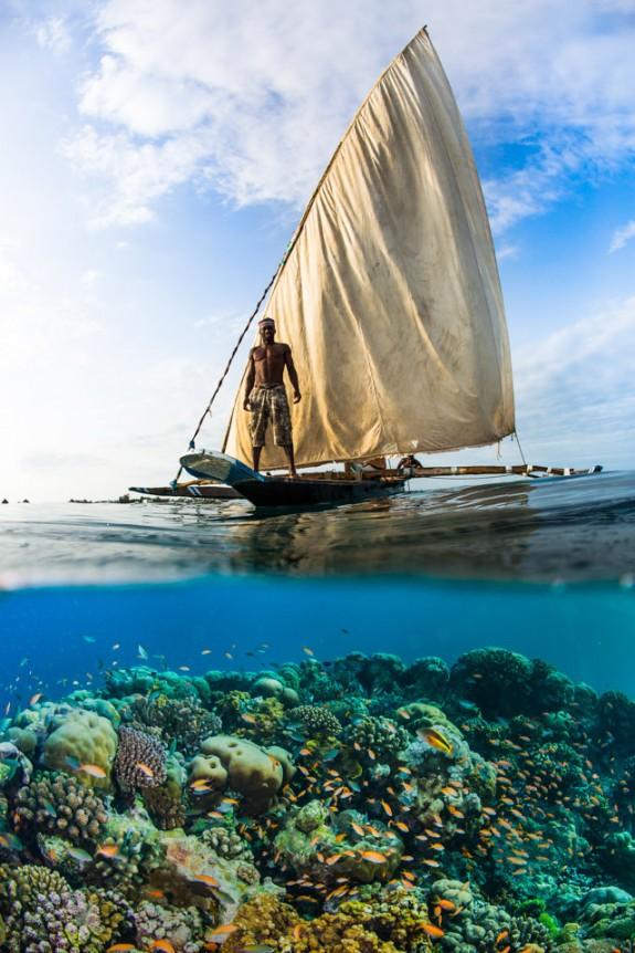 manta resort pemba 5 575x862 Total Luxury Half Underneath the Indian Ocean