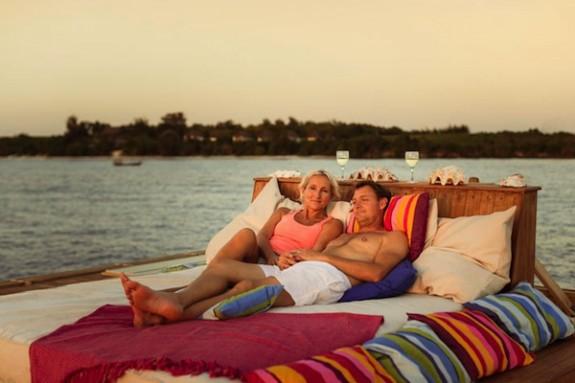 manta resort pemba review out2 575x383 Total Luxury Half Underneath the Indian Ocean