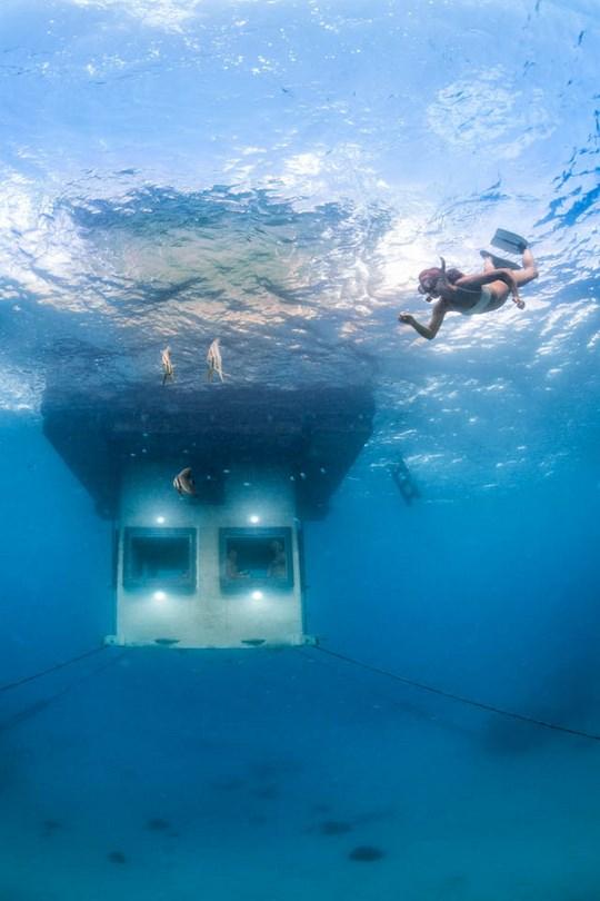 manta resort pemba review un1 Total Luxury Half Underneath the Indian Ocean
