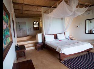 manta resort review s Total Luxury Half Underneath the Indian Ocean