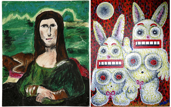 Unusual Museums: MoBA, The Museum of Bad Art | Spot Cool Stuff: Travel