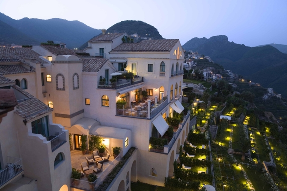 Hotel Caruso Review Best Amalfi View 2 The From A Room On